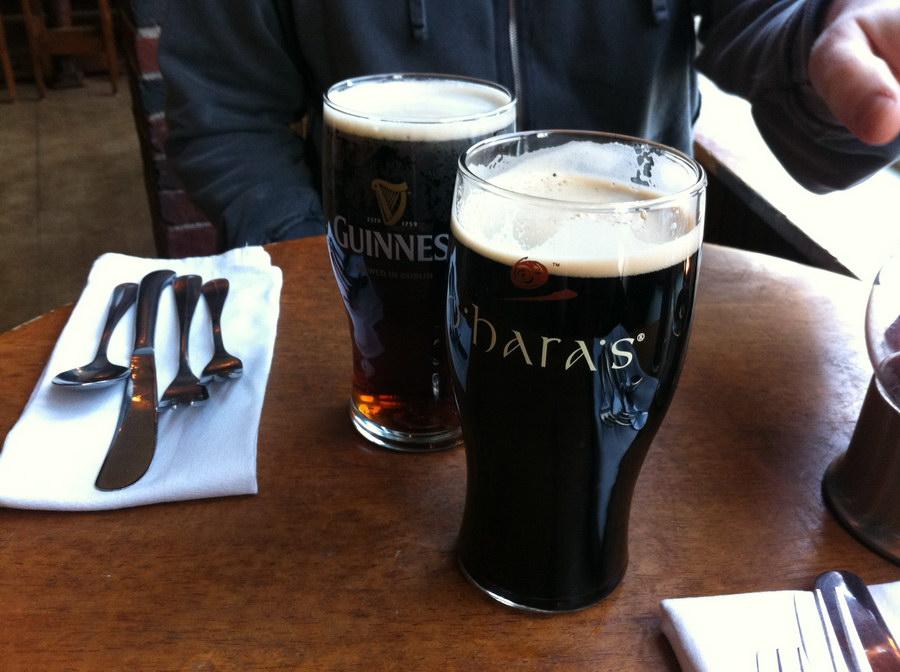 Ирландский стаут O'Hara's | OHaras Irish Stout