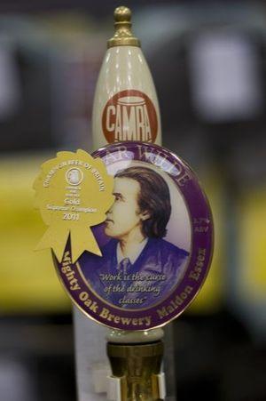 Лучшее пиво Великобритании