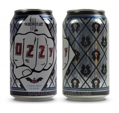 Оззи Осборн требует прекратить производство пива Ozzy