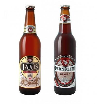 Акция на чешское пиво в МегаМаркетах
