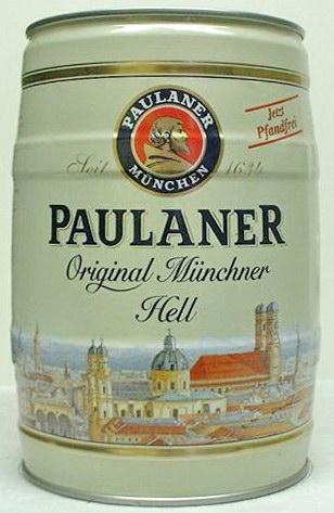 Paulaner Original Hell