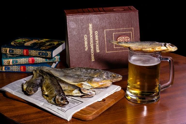 Картинки с пивом и рыбой смешные