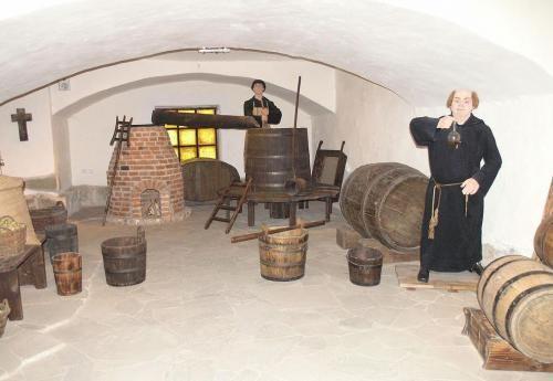 Так происходило пивоварение в средние века