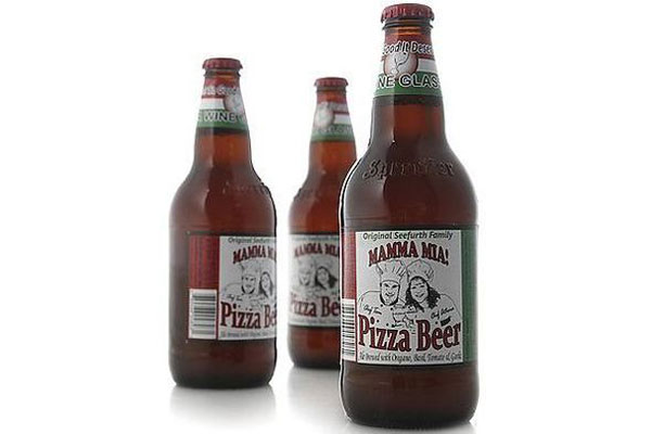 Mamma Mia! Pizza Beer