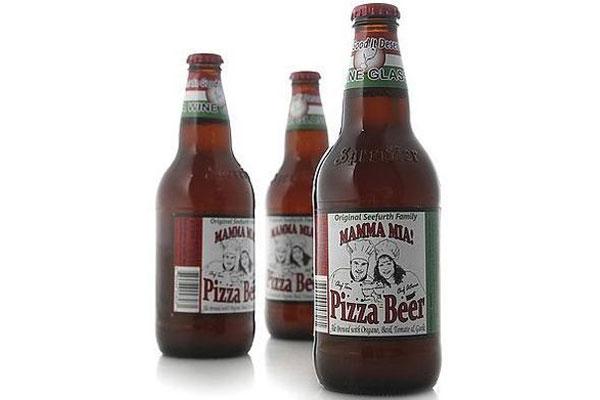 Mamma Mia! Pizza Beer