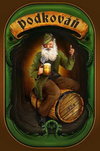 Пиво Podkovan