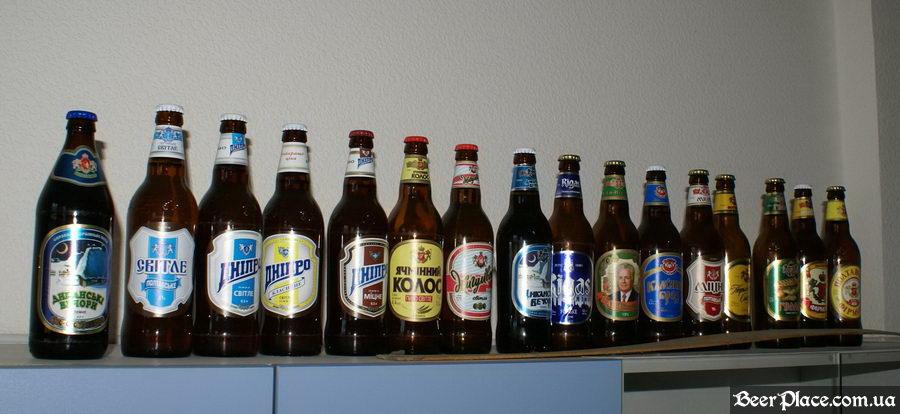 Как варят пиво на заводе Полтавпиво. Фото. Ассортимент продукции от Полтавпиво
