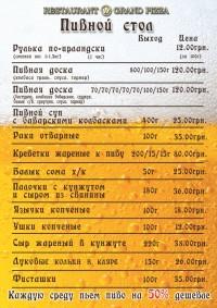 Ресторан Гранд Пицца. Кировоград
