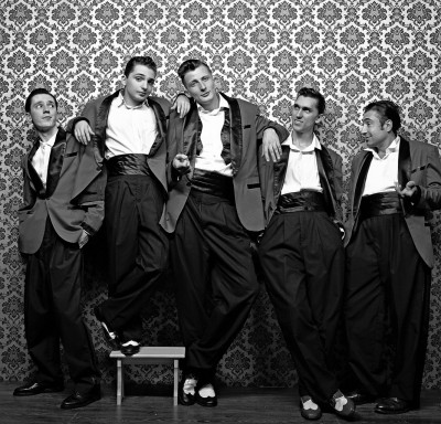 Группа Руки в брюки в Пивной №1 на Оболони