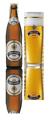 Новое немецкое пиво Arcobräu