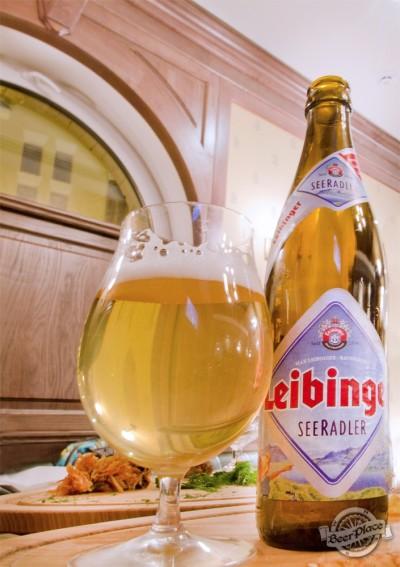 Дегустация специального пива Leibinger Seeradler Сlassik