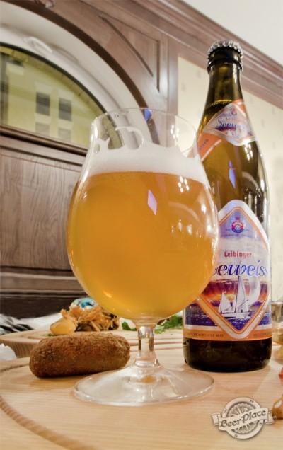 Дегустация пива Leibinger Seeweisse