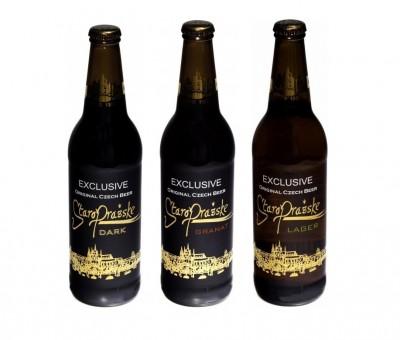 Staroprazske - новое чешское пиво в Мега Маркетах