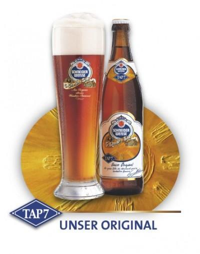 Schneider Weisse Tap 7 Unser Original появился в Сильпо