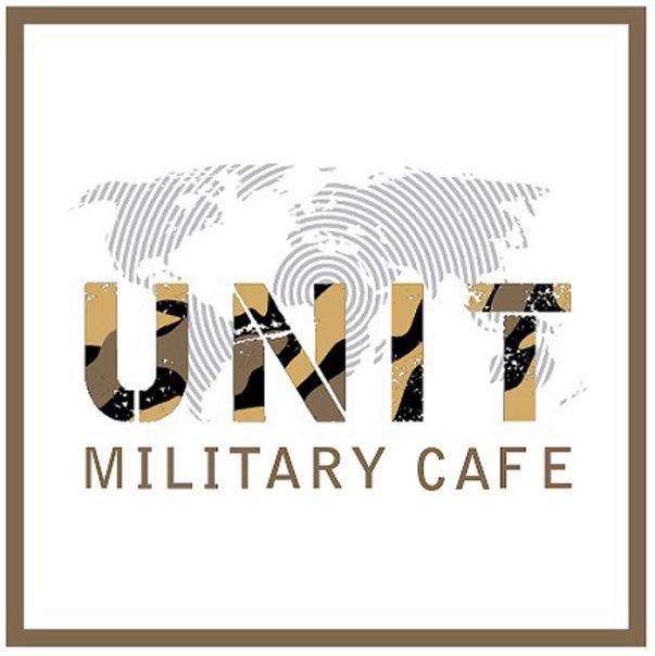Милитари кафе Unit. Одесса