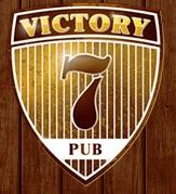Паб «Victory 7» («Виктори 7»). Киев