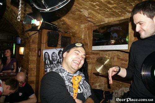 Паб Виола (Violas Bierstube). День Рождения 2010. Фото