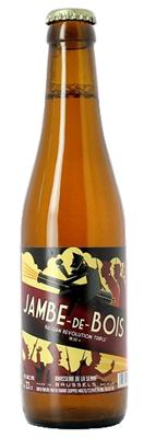 Ящик пива Jambe-de-Bois от Beershop