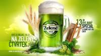 В Чехии оштрафовали Heineken из-за зеленого пива