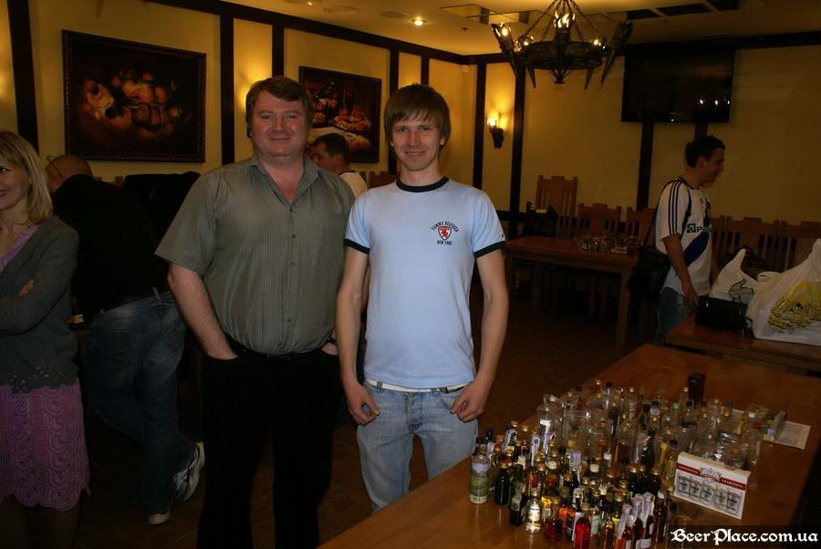 Паб Зер Гут, встреча клуба алкоминималистов. Киев. Вот счастье-то привалило!!!